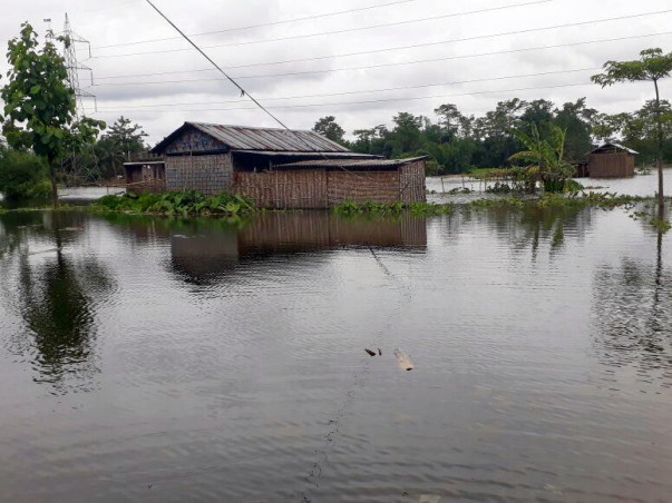 Help People In Assam Floods