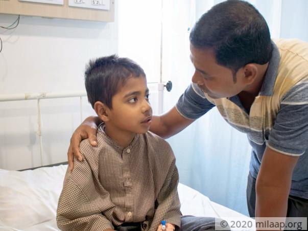Help Ashim Fight Acute Lymphoblastic Leukaemia