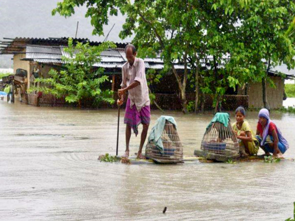 Donate to Bihar immediate relief to flood affected families