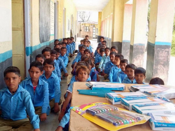 Bhavpur Village School Fundraiser For Kids