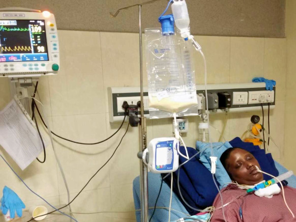 Help Soldier Raju And His Wife Sarika To Recover