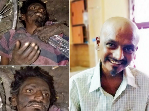Help Jasper rescue people left to die on Hyderabad roads