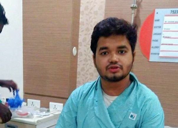 Save Sagnik Who Is A Teenage Cancer Victim