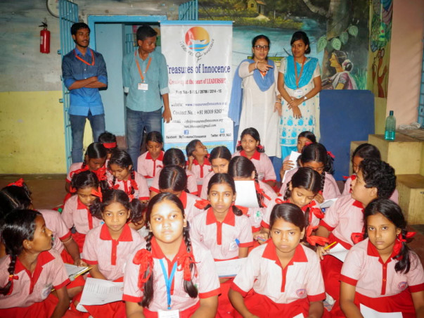 Help Underprivileged Children to Become Self-Reliant