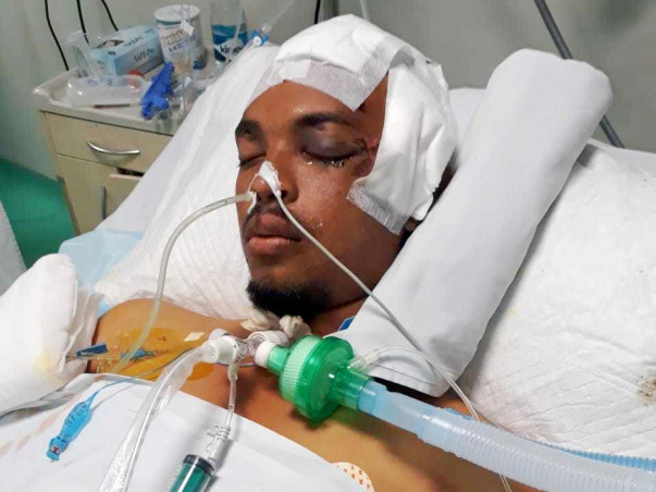 Help Javid Hussain to success his Operation