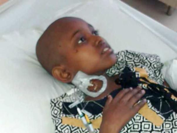 Help Little Lavanya Fight Cancer