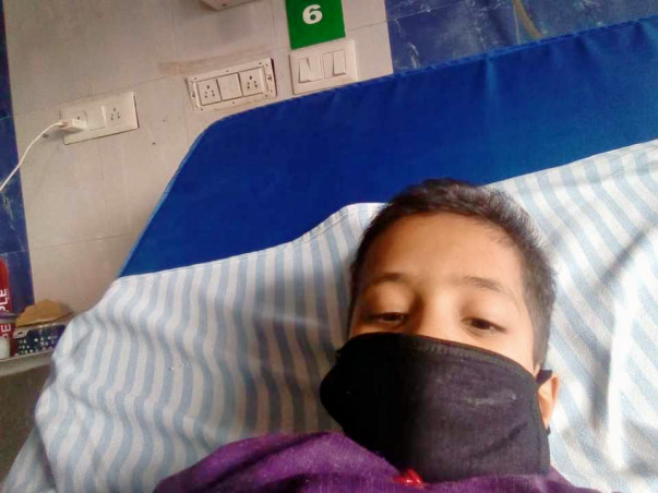 Help 8-year-old Abrar Fight Cancer