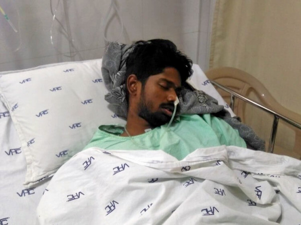 Help Muthu Recover From An Accident and Graduate