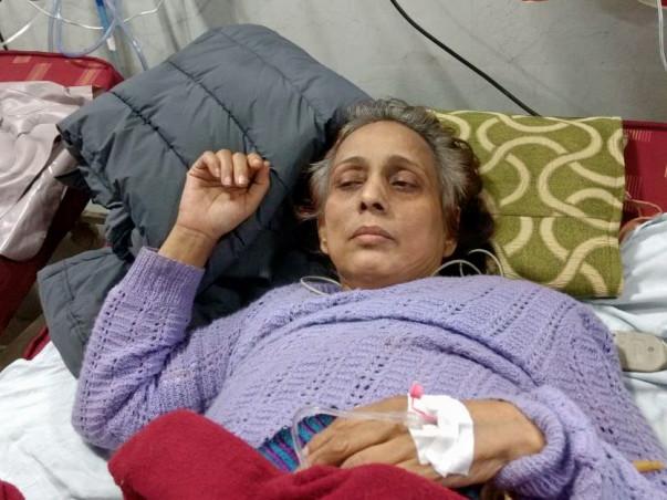 Help My Mother Santosh Koul Afford A Kidney Transplant