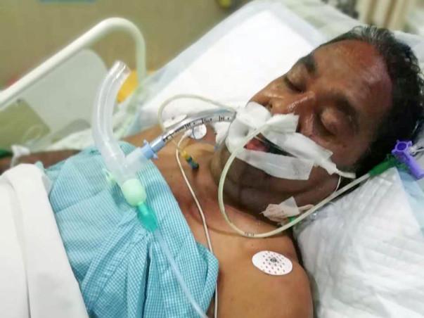 Help Arumugam Fight Against Brain Infection
