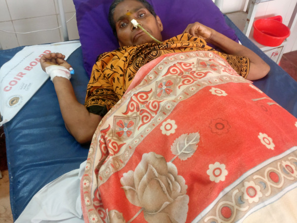 Help My Aunt Fight With Hernia And Ulcer