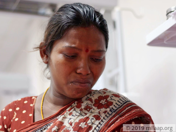 Help Baby of Jeevitha Recover From Malposed Great Arteries