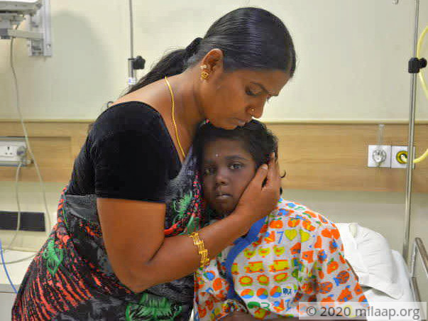 She Pleads Her Mother To Save Her When Even Medicines Cannot Help