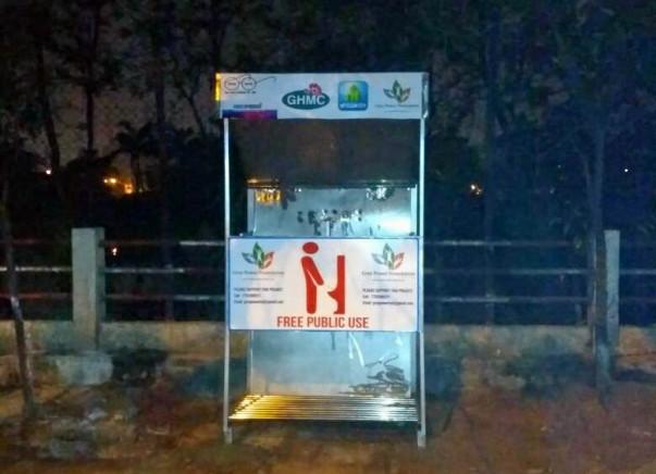Help Greypower Foundation Stop Menace Of Open Urination In Hyderabad