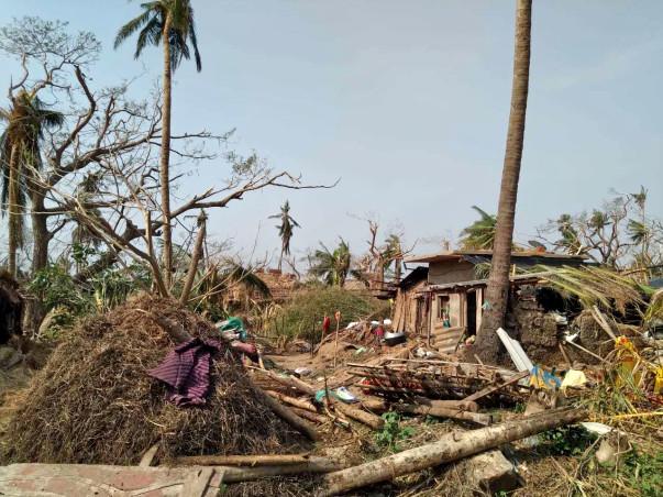 Cyclone Fani Support