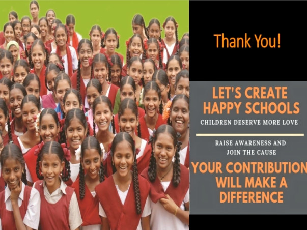 Lets create happy schools in Vikarabad, Telangana, India