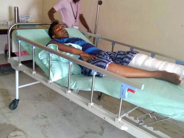Help Manikandan Undergo A Bone Marrow Transplant