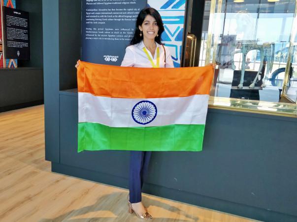 Help Dravisha Attend Harvard College Conference (HPAIR)