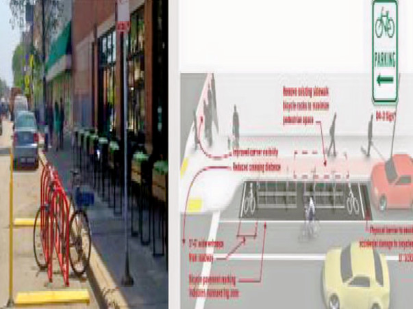 Peace Ride: Multiple Cycle Parking Facilities, HSR Layout