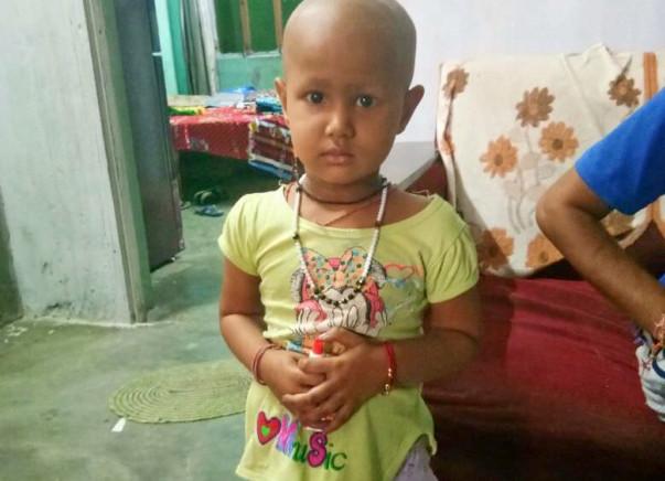 Little Aarohi Needs your kindness