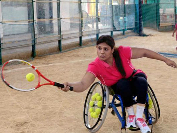 Make a Difference in the life of atleast one para athlete.