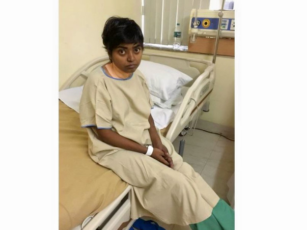 Help Marshneil Fight Lung Infection