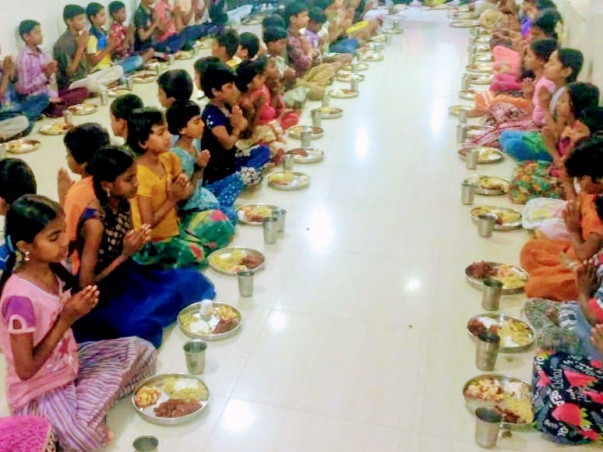 Help Children Feeding and Education