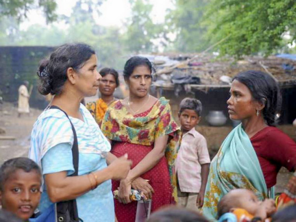 Help Sudha Varghese to uplift India's most marginalised community