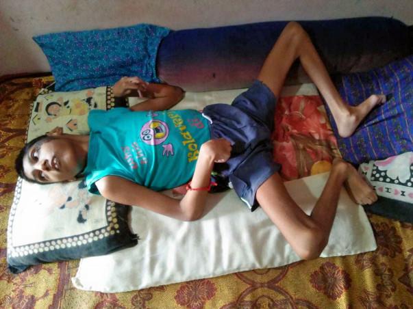 Help My Son Fight Brain Disease