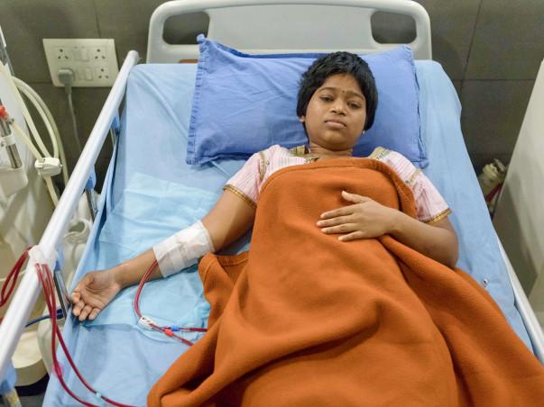 Help Nagamma get a kidney transplant