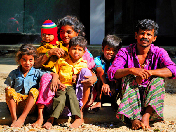 Help us stop the theft of innocence from childhood in Bamanwada