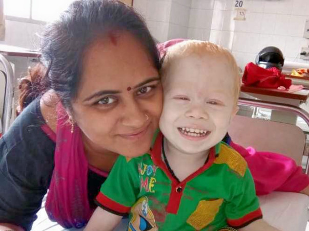 Help for Thalassemia Major Child