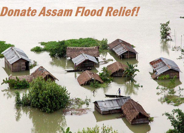 Assam Floods – Urgent Appeal for Help!