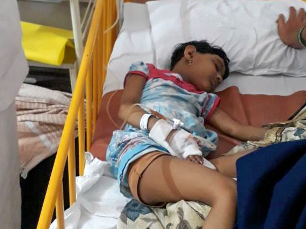 Ishwari(gift by God)Needs Human Help to fight rare Autoimmune Disorder