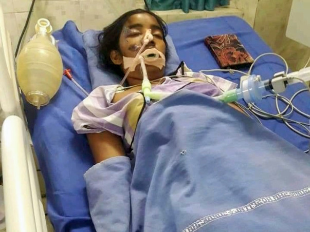 Help Jyothsna, Whose Head Was Injured In A Road Accident