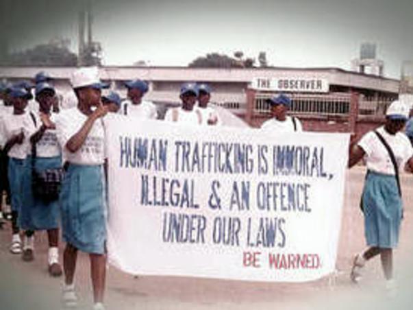 Help Me Fund My Internship To End Slavery