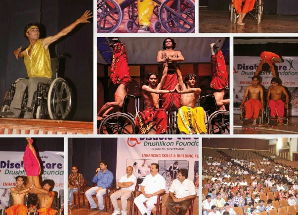 Help Specially Abled People with IT Education