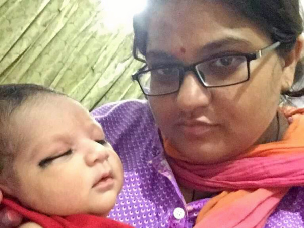 Help 25-days-old Baby Krishna Get Open Heart Surgery