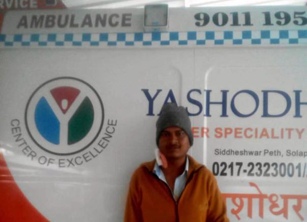 Help Tushar Undergo Kidney Transplant At The Earliest