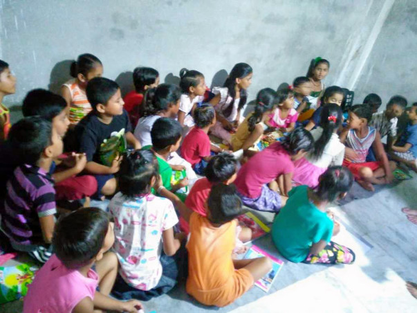 Help Avantskill Provide English Training To Underprivileged Children