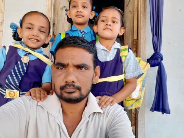 Help Shaik Undergo A Liver Transplant