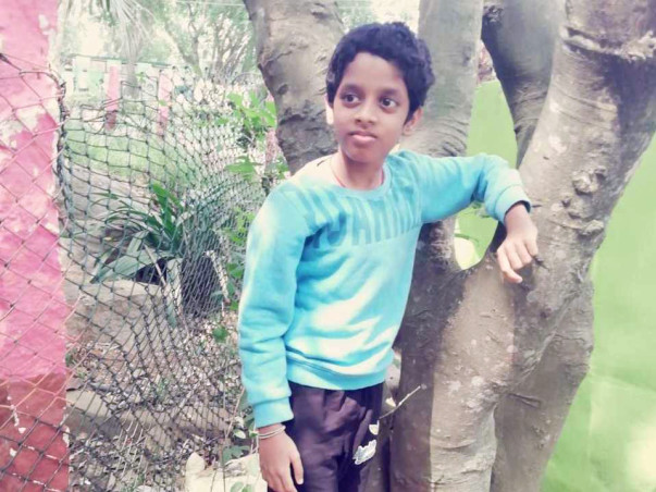 Save A 10-Year-Old Kid - Anish