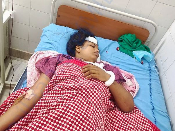 Lakshmi Needs Your Urgent Help To Fight Multiple Accident  Fractures