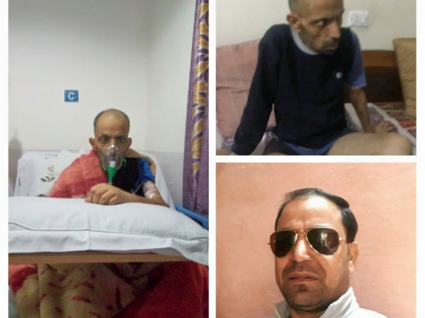 Help Suresh Bhat Fight Cancer