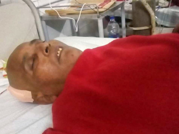 Help My Mother For Brain Operation