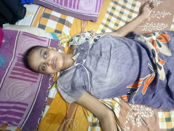 Support shaik parveen fight/recover from Gullian barre syndrome