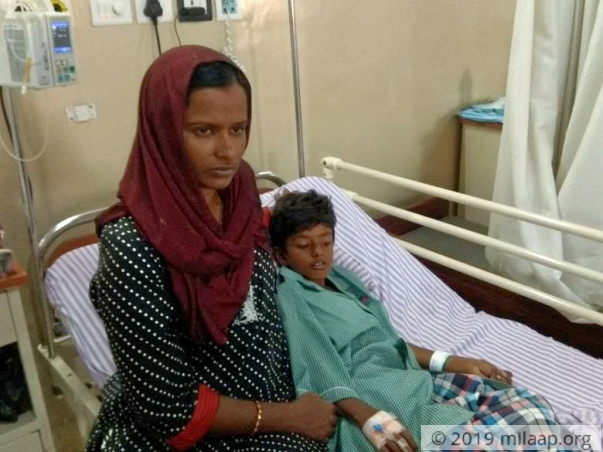 Save 11-Year-Old Saifan From The Cancerous Tumour In His Stomach