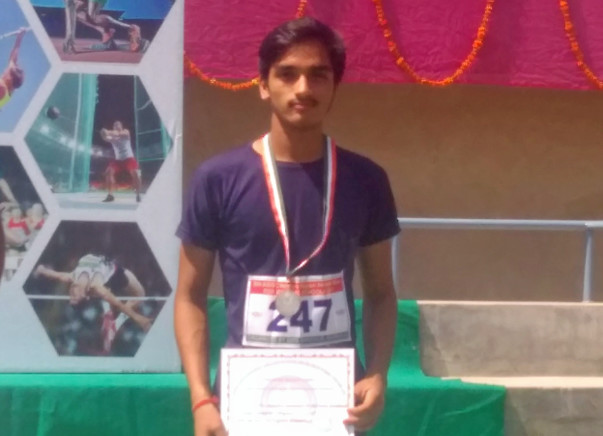 Support Me In My Journey of Track And Field
