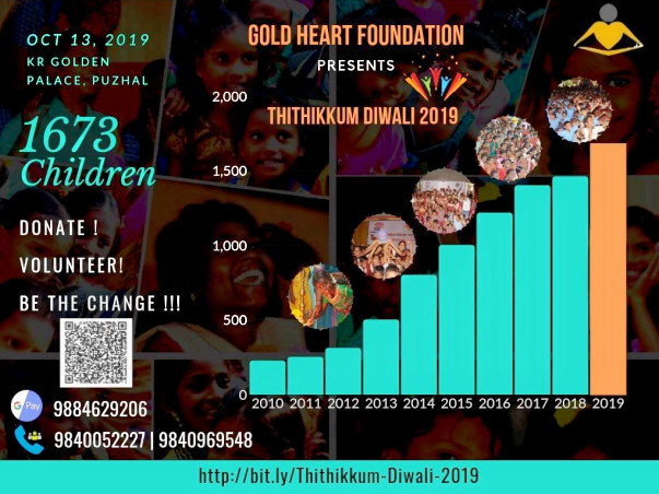 Thithikkum Deepavali 2019 for God's own kids #JoyOfLoving