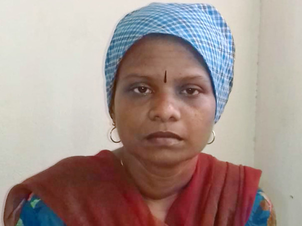 Help Gayathri Karthikeyan Fight Lung Cancer